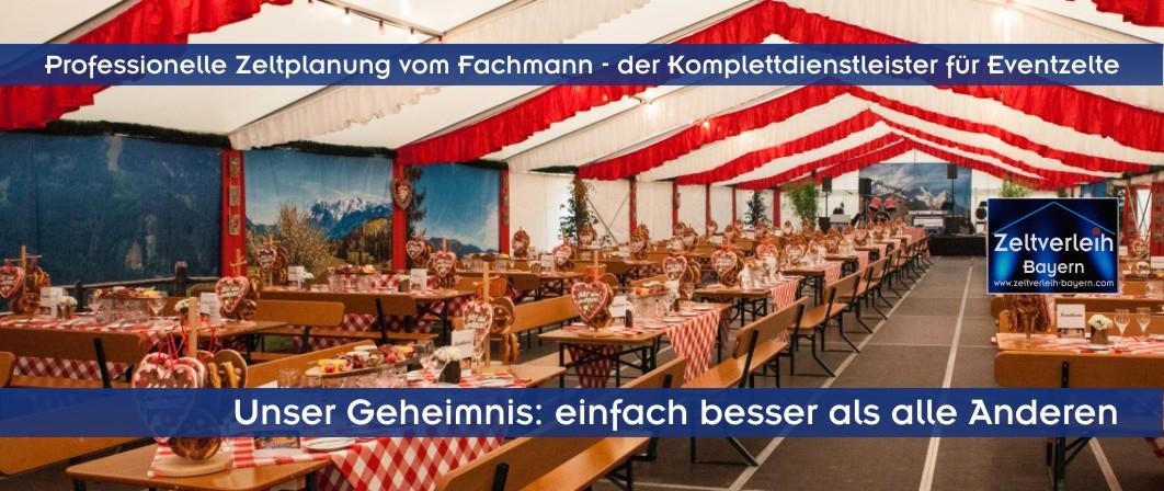 Zelte | Catering | Ausstattung | Entertainment | Schwaben